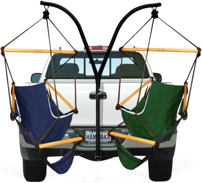 Hammaka Trailer Hitch Dual Hammock Chair Stand