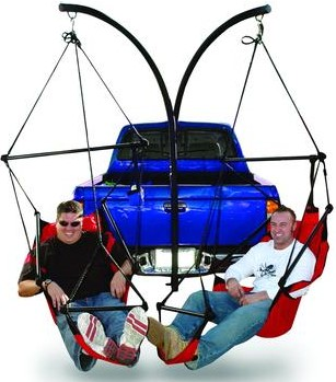 Ordinaire Hammaka Trailer Hitch Dual Hammock Chair Stand